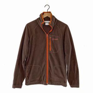 Columbia Fast Trek Full-Zip Fleece Jacket